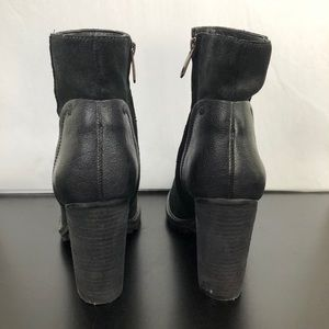 Sam Edelman Shoes - Sam Edelman Suede Leather Franklin Ankle Boots